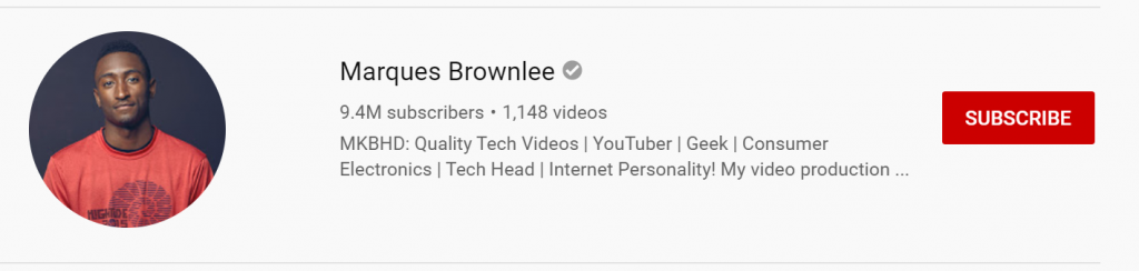 marques brownlee - YouTube
