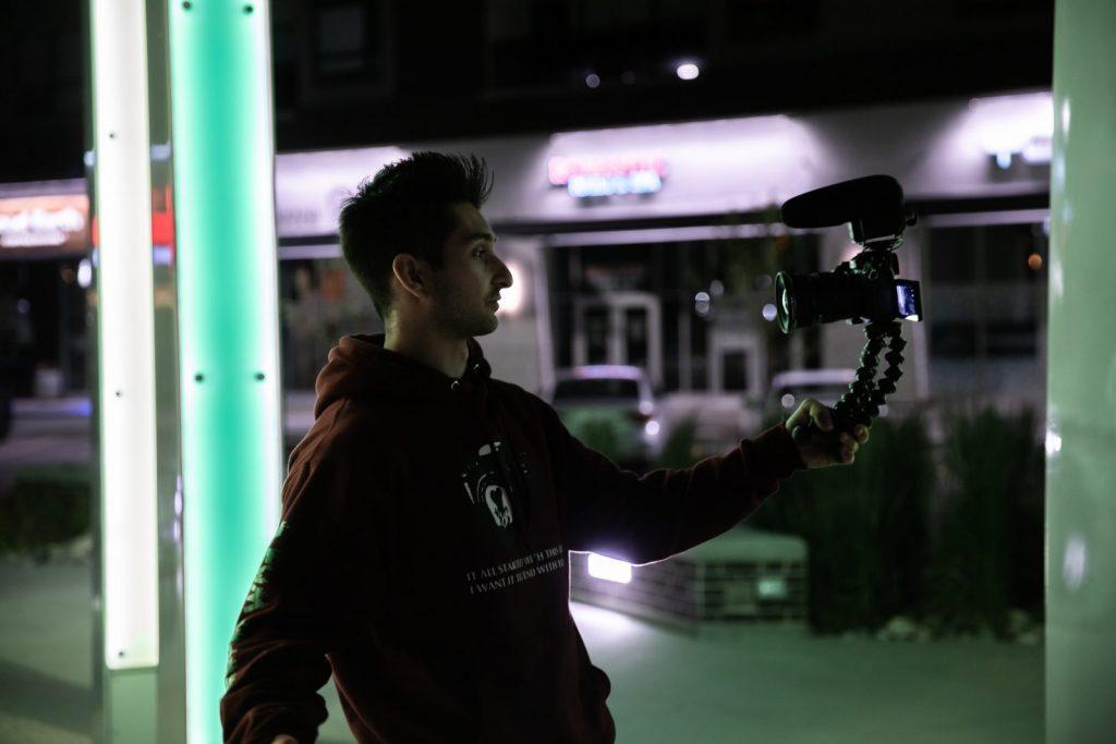 vlog equipment