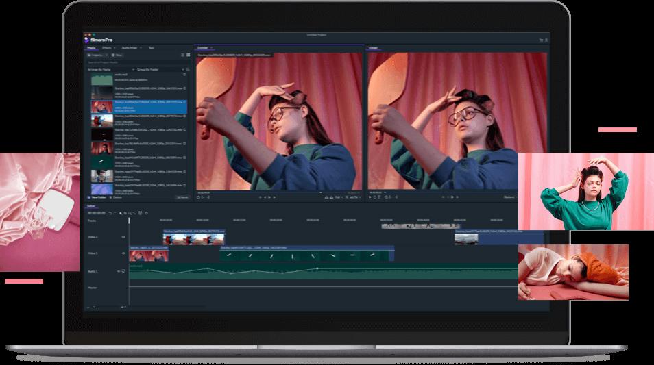 Filmora Video Editor pro